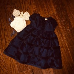 4T Navy Blue formal dress